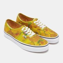 Vans x Van Gogh Museum Authentic Shoe - Yellow, 1254050