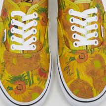 Vans x Van Gogh Museum Authentic Shoe - Yellow, 1254053