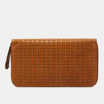 محفظة زيب اراوند من تمبرلاند للنساء - بني, 1738823