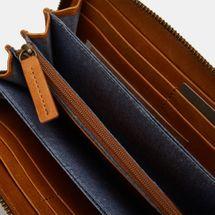 محفظة زيب اراوند من تمبرلاند للنساء - بني, 1738824