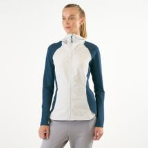 The North Face Women's Invene Softshell Jacket Grey