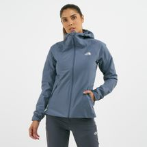 The North Face Women's Invene Rain Hooded Jacket