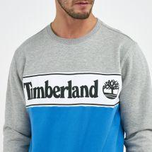 Timberland Men's Sport Lifestyle Cut And Sew Sweatshirt, 1688951