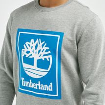 Timberland Men's YCC Crew Stacked Logo Sweatshirt, 1732571