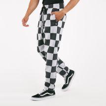 Vans Men's Checker Jacquard Fleece Pants