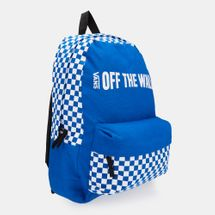 Vans Central Realm Backpack - Blue, 1561811
