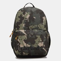 Timberland Classic Camo Print Backpack
