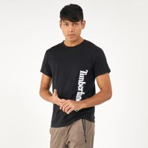 Timberland Men's Core Linear Logo T-shirt