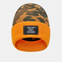 Timberland Men's Mount Major Jacquard Beanie
