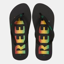 Reef Men's Switchfoot Prints Flip Flops Multi