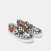 Vans Kids' x Disney Mickey Mouse Classic Slip-On Shoe, 1377446