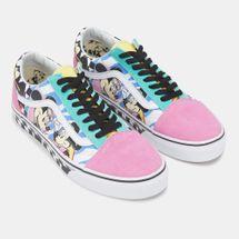Vans x Disney Mickey Mouse Old Skool V Shoe, 1385433