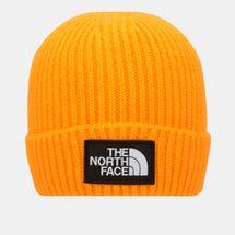 The North Face Logo Boxed Cuffed Beanie