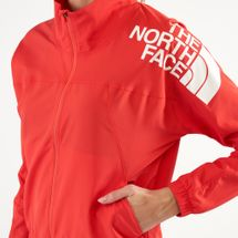 The North Face Women's Train N Logo Wind Jacket, 1541378