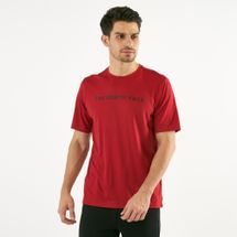 The North Face Men's Train N Logo T-Shirt