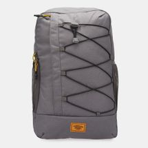 Timberland 23-Liter Water Resistant Bungee Backpack