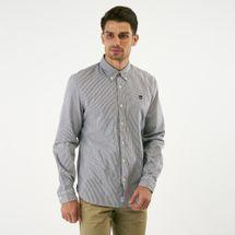 قميص ميلفورد سترايب اوكسفورد طويل الأكمام من تمبرلاند للرجال