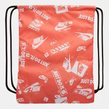 Nike Heritage Graphics Gymsack - Orange, 1612259