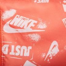 Nike Heritage Graphics Gymsack - Orange, 1612260