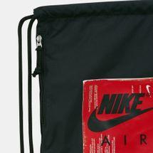 Nike Heritage Graphic Gymsack - Black, 1707277
