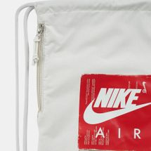 Nike Heritage Graphics Gymsack - White, 1707280