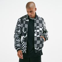 Nike Men's Sportswear Allover Scorpion Print Jacket