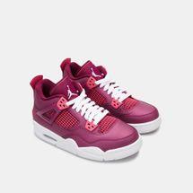 Jordan Kids' Air Jordan 4 Retro Shoe (OIder Shoes), 1492717