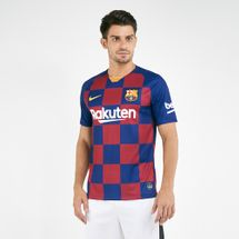 Nike Men's FC Barcelona Stadium Home Jersey T-Shirt - 2019/20