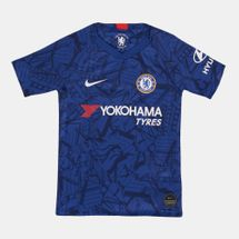 Nike Kids' Chelsea Stadium Home Jersey - 2019/20 (Older Kids)