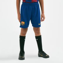 Nike Kids' FC Barcelona Breathe Stadium Shorts (Older Kids)