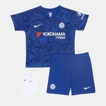 Nike Chelsea Stadium Home Kit -2019/20 (Younger Kids)