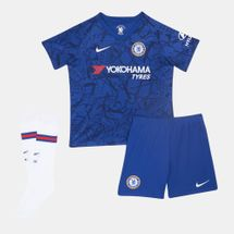 Nike Kids' Chelsea Home Kit -2019/20 (Baby and Toddler)