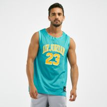 Jordan Men's DNA Distorted Jersey Blue