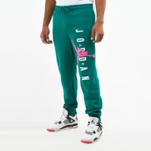 Jordan Men's Air Jumpman Lightweight Brushed Fleece Pants