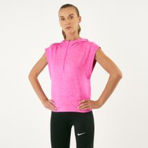 Nike Women's Element Surf Sleeveless Hoodie