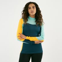 Nike Women's Hypercool Long Sleeve Bodysuit