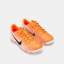 Nike Kids' Mercurial Vapor 12 Academy Multi-Ground Football Shoe (Older Kids), 1682305