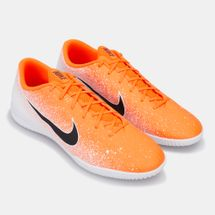 Nike Men's Euphoria Mode VaporX 12 Academy Indoor Court Football Shoe, 1700137