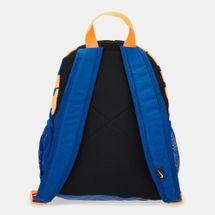 Nike Kids' Brasilia Just Do It Mini Backpack (Older Kids) - Blue, 1605830