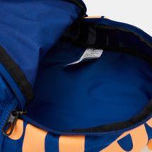 Nike Kids' Brasilia Just Do It Mini Backpack (Older Kids) - Blue, 1605832
