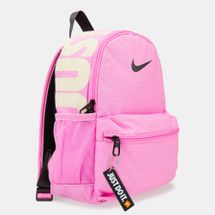 Nike Kids' Brasilia Just Do It Mini Backpack (Older Kids) - Pink, 1599412