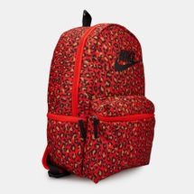 Nike Heritage Allover Print Backpack - Red, 1707254