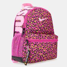 Nike Kids' Brasilia Just Do It Mini Backpack (Older Kids) - Pink, 1605855