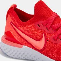 Nike Kids' Epic React Flyknit 2 Shoe (Older Kids), 1724874