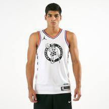 قميص كرة السلة بوسطن سلتيكس كايري إرفينج أول-ستار إديشن سوينجمان 2019 من نايك للرجال إن-بي-إيه