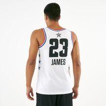 Nike Men's NBA LA Lakers LeBron James All-Star Edition Swingman Jersey 2019, 1533327