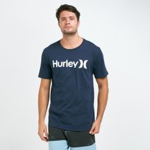 Hurley Men's One & Only Solid T-Shirt