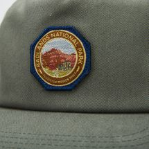 Hurley Men's Pendleton Badlands Hat - Green, 1560267