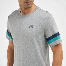 Nike Men's SB Striped Sleeve T-Shirt, 1732410