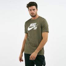 Nike Men's SB Dri-FIT Logo T-Shirt